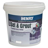 Western FP00320034 Pre-Mixed Grout? and Thin-Set