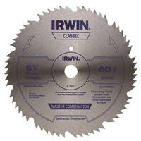Irwin 11220 Combination Circular Saw Blade