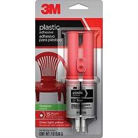 3M Plastic Adhesive, 0.20 oz