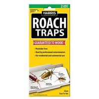 Roach Trap w/Lure, 2 Pack