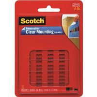 Scotch 859 Removable Mounting Square