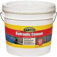 Damtite Waterproofer Hydraulic Cement, 12 Lbs