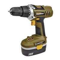 Rockwell RC2804K2 Cordless Drill/Driver