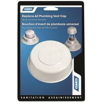Rep-All 40034 Replacement Plumbing Vent Cap