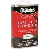 Furniture Refinisher, 1 Pt