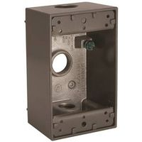 Bell Raco 5320-7 Weatherproof Outlet Box