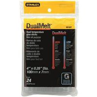 Stanley Tools GS10DT Dualmelt Glue Sticks