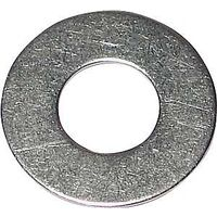 "Flat Washer, 1/4"" Stainless Steel"