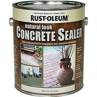 Natural Look Concrete Sealer, 1 Gal