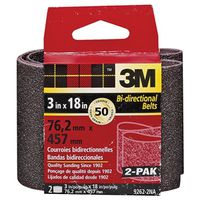 3M 9262-2 Resin Bond Power Sanding Belt