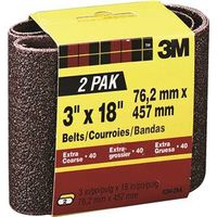3M 9284-2 Resin Bond Power Sanding Belt