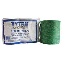 BALER TWINE GREEN SISAL 16,000FT