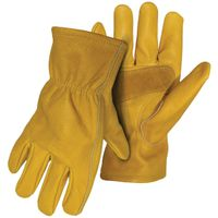 GLOVE RANCHER PREM GR W/PALM L