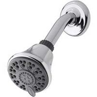 Four Setting Shower Head, Chrome