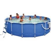 Metal Frame Pool Kit, 14' x 42""