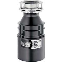 Badger Garbage Disposer, 1/2 Hp
