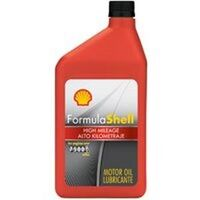 Formula Shell High Mileage Motor Oil, 10W30