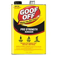 Goof Off Pro Strength Flammable Latex Paint Remover