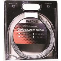 Baron 57005/50075 Pre-Cut Extra Flexible Aircraft Cable