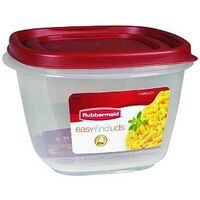 Servin' Saver Food Storage Container, 7 Cups