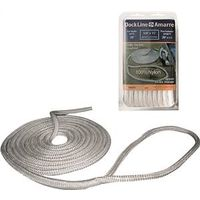 Multinautic 34900 Double Braided Dock Line With Pre-Spliced