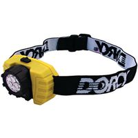 Dorcy 412099 3 LED Headlight