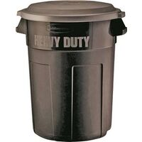Heavy Duty Refuse Container, 32 Gal