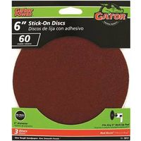 Gator 3012 Stick-On Sanding Disc
