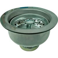 Double Cup Sink Strainer
