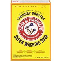 Arm & Hammer 03020 All Natural Super Washing Soda