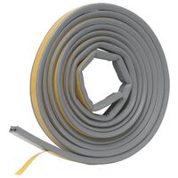 Rubber Weatherstrip 1/2x5/16x10ft