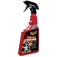 Hot Rims Chrome Wheel Cleaner, 24 oz