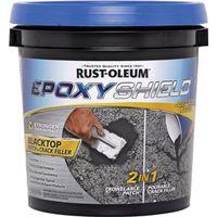 Rustoleum 250700 Epoxyshield Blacktop Filler