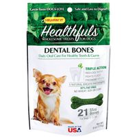 TREAT DENTAL BONES GREEN MINI