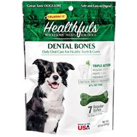 TREAT DENTAL BONES GREEN LARGE