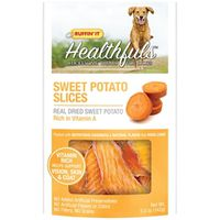 TREAT SWEET POTATO SLICE 5OZ