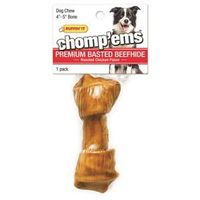TREAT CHICKEN RAWHD BONE 4-5IN