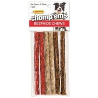 RAWHIDE MUNCHY PLAY TWISTS 6CT