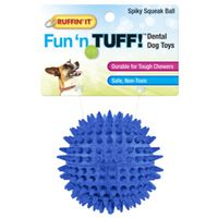 TOY PET DENTAL BALL SPIKY 3IN
