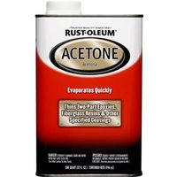 Rustoleum 248667 Automotive Acetone