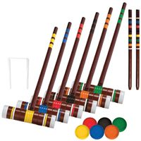 CROQUET SET INTERMEDIATE