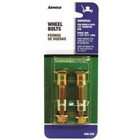 Arnold ASB-225 Wheel Bolt With 1/2 in Bore