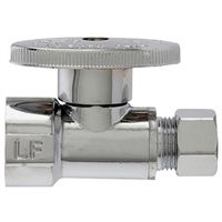 Plumb Pak PP20053LF 1/4 Turn Straight Shut-Off Valve