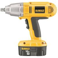 Dewalt DW059K-2 Cordless Impact Wrench Kit