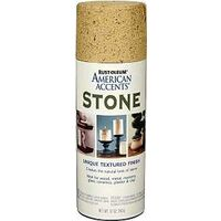 Stone Textured Finish Spray Paint, 12 oz Tuscan Rock