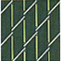 "Privacy Slat for Chain Link Fence, 68"" Green"