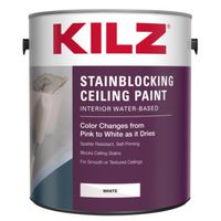 KILZ 68041 Color Change Stain Blocking Ceiling Paint