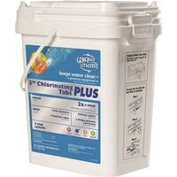 "Chlorinating Pool Tablets, 3"", 37.5lb"