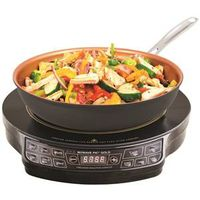 COOKTOP INDUCTION W/FRY PAN