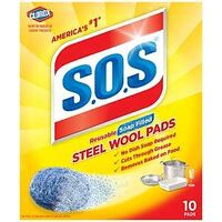 SOS Soap with Glove Pad